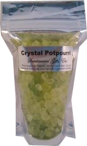Crystal Potpourri 8 oz. Stand-Up Pouch