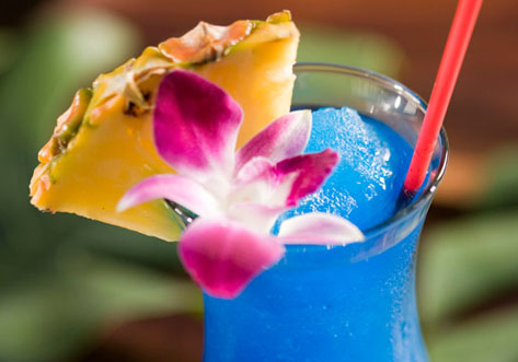 Blue Hawaii Fragrance Oil