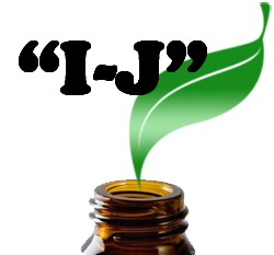Fragrance Oils: I-J