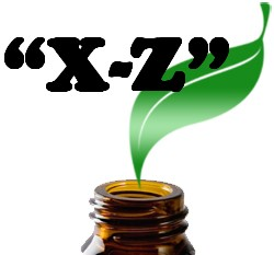 Fragrance Oils: X-Z