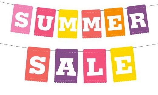 Summer Sale at The 17 Steps « The Decatur Minute