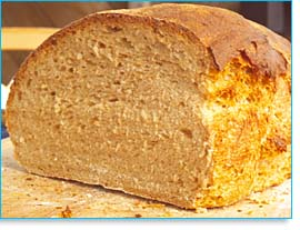 Fresh Baked Bread Fragrance Oil
