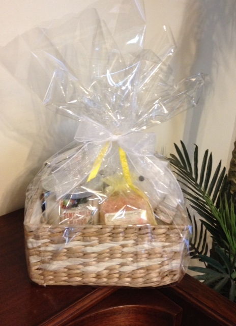 Twisted Peppermint Home Fragrance Gift Basket