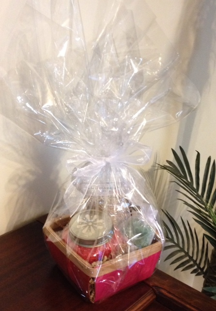 """Pick Your Scent"" Gift Basket"